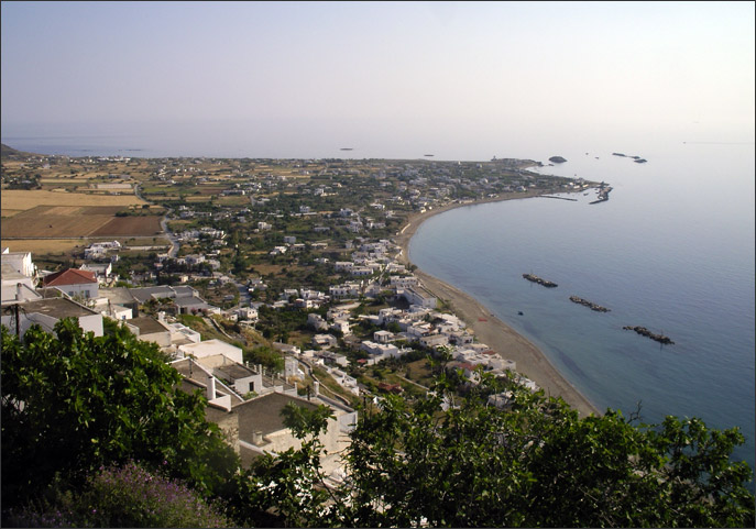 Kampos and the Bay of Magazia